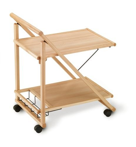 table desserte roulante plio. Black Bedroom Furniture Sets. Home Design Ideas